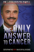Audio CD Book-The Only Answer To Cancer
