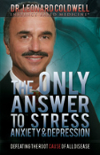Book-The Only Answer to Stress, Anixety and Depression
