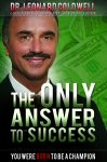 Book- The Only Answer To Success